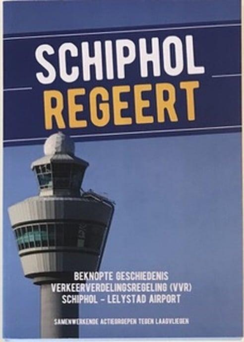 Lelystad Airport kan niet; Nieuw boek - Foto: Ingezonden foto