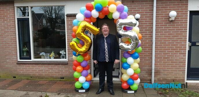 Wim Bootsveld 55 jaar - Foto: Ingezonden foto