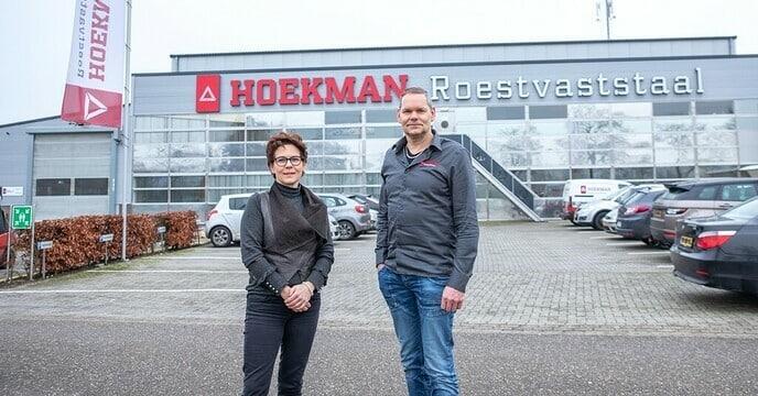 Hoekman-RVS valt flink in de prijzen - Foto: eigen geleverde foto