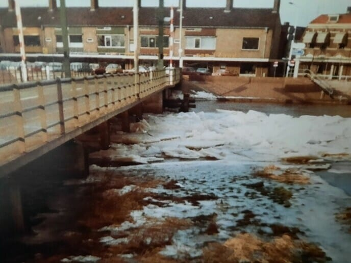 Beelden van de winter 1984 – 1985 - Foto: Ingezonden foto