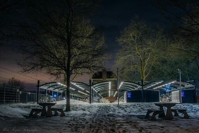 Fotograaf Ron Feijen was in Dalfsen