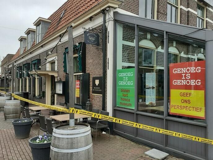 Vragen raad Dalfsen over crisisarrangement voor dorpscentra - Foto: William uit Dedemsvaart