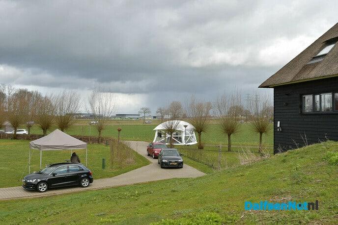 Een droom die uitkomt op Buitenplaats de Luwte - Foto: Johan Bokma