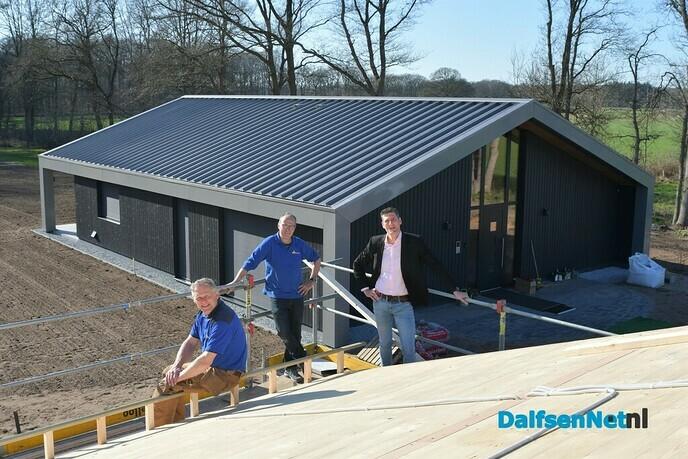 Aannemersbedrijf Riezebos uit Dalfsen is overgenomen! - Foto: Johan Bokma