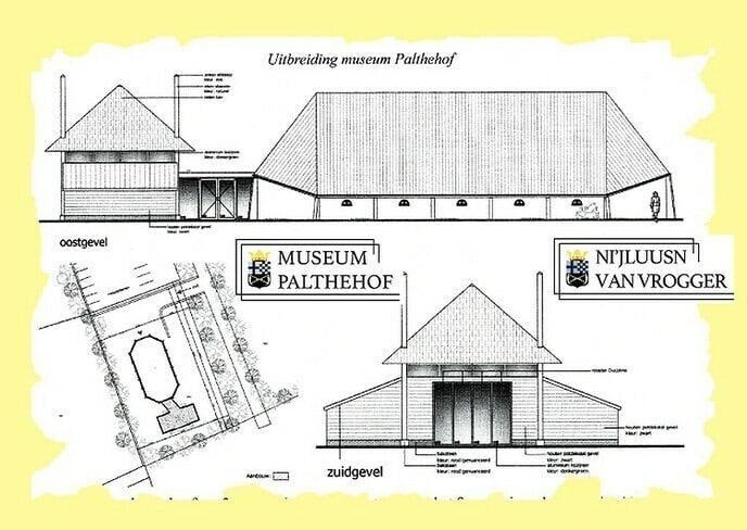 Bericht van de Historische Vereniging Ni'jluusn van Vrogger - Foto: eigen geleverde foto