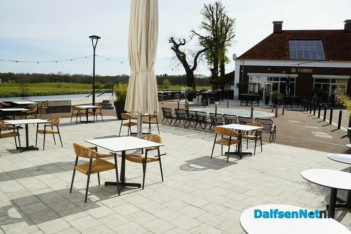 De terrassen zijn weer open - Foto: Ingezonden foto
