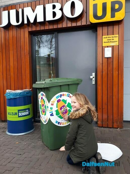 Officiële start actie Alle Shampooflessen Verzamelen! - Foto: Ingezonden foto