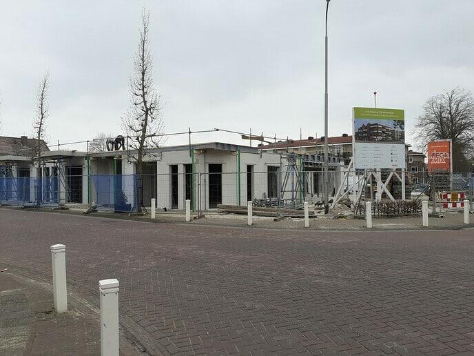 Bouw Kerkenhoek Nieuwleusen - Foto: William uit Dedemsvaart