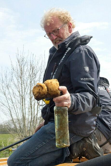 """Ook Vechtzomp doet mee aan project """"Schone rivieren"""" - Foto: Geert Bistervels"""
