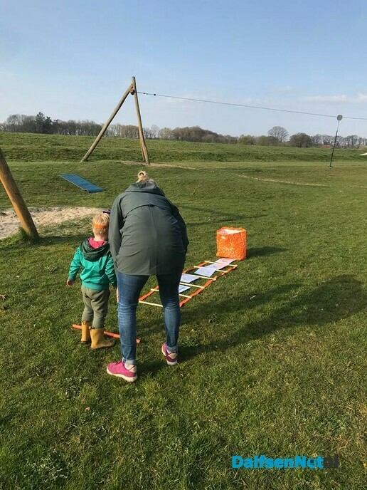 Ouder-Kind-Gym is weer begonnen - Foto: Ingezonden foto