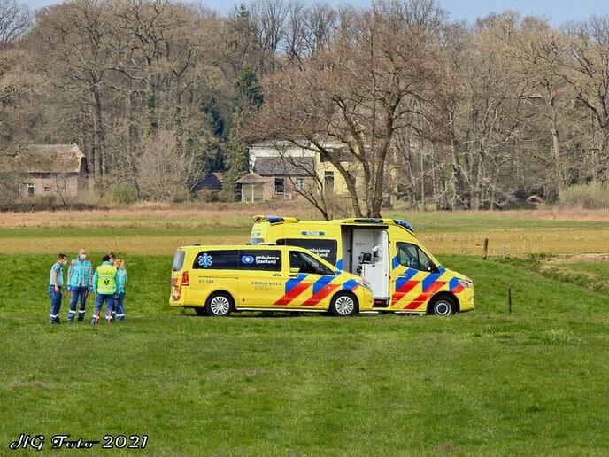 Hoonhorst – ongeval Koelmansstraat.