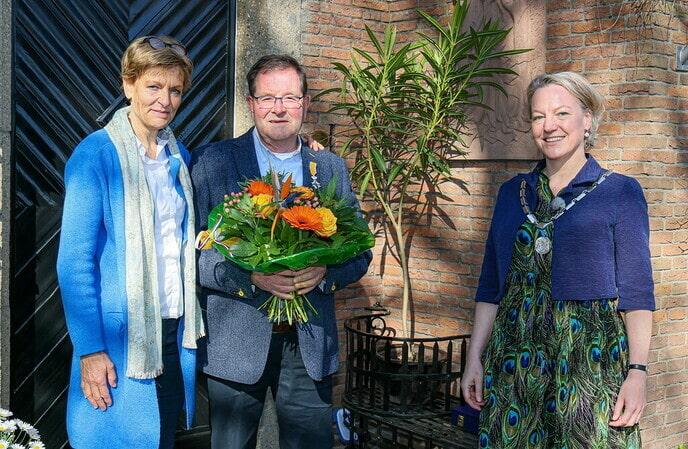 Koninklijke onderscheidingen in gemeente Dalfsen - Foto: Gemeente Dalfsen