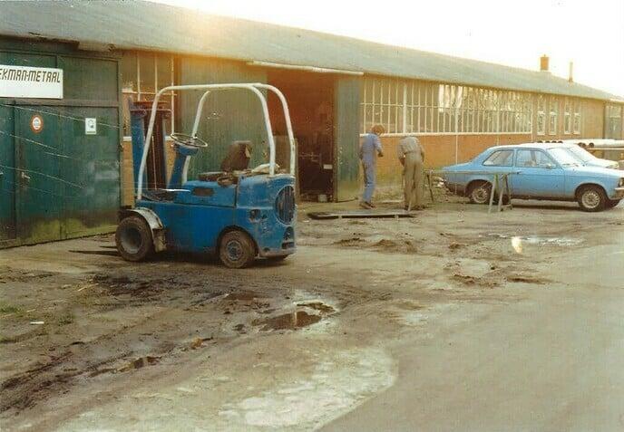 Hoekman metaal bestaat dit jaar 35 jaar - Foto: Ingezonden foto