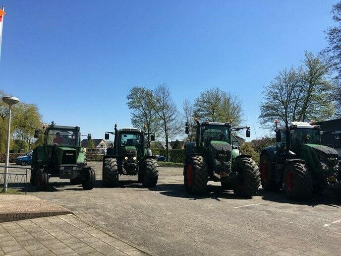 Koningsdag Laag Zuthem 2021 - Foto: Wim Jansen