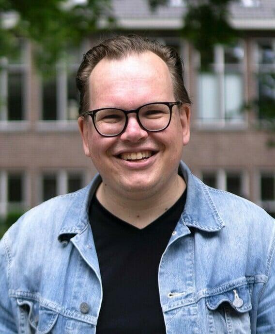 Wilfried: Wie is Wilfried, geboren in Dalfsen - Foto: eigen geleverde foto