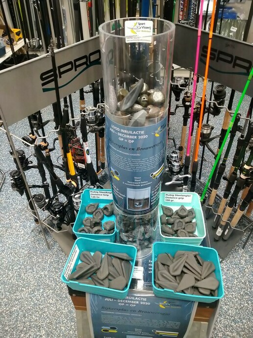 Loodvrij vissen - Foto: Ingezonden foto