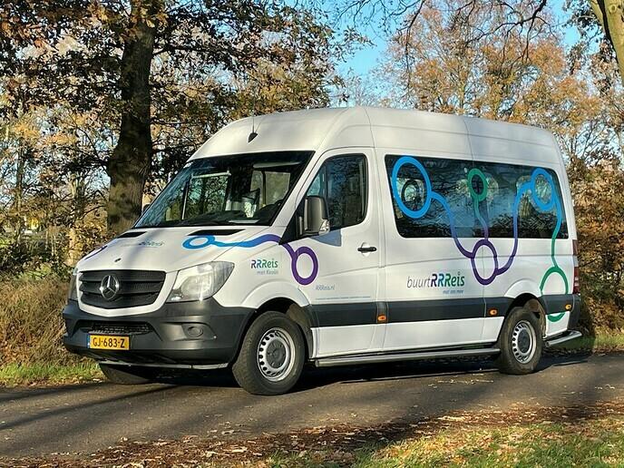 Binnenkort weer met de buurtbus - Foto: Ingezonden foto