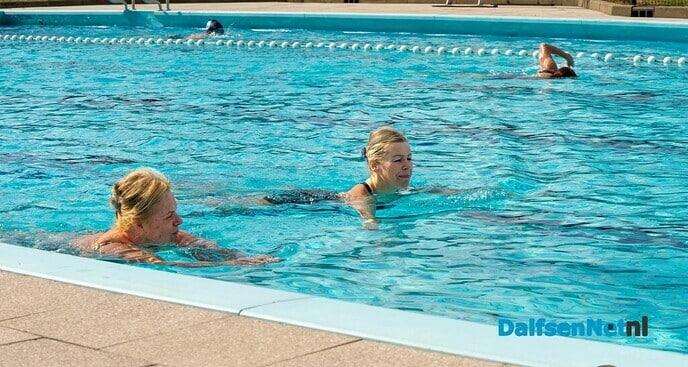 Openluchtzwembaden zijn weer open - Foto: Paul Scholten