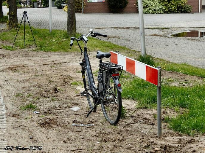 Aanrijding Engellandweg – parallelweg N 340
