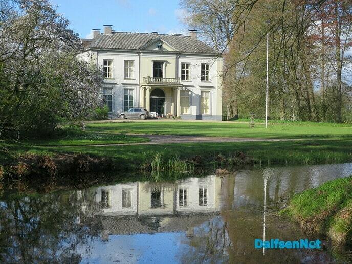 De Colkhof bij Laag -Zuthem: prachtig wandelgebied - Foto: Wim