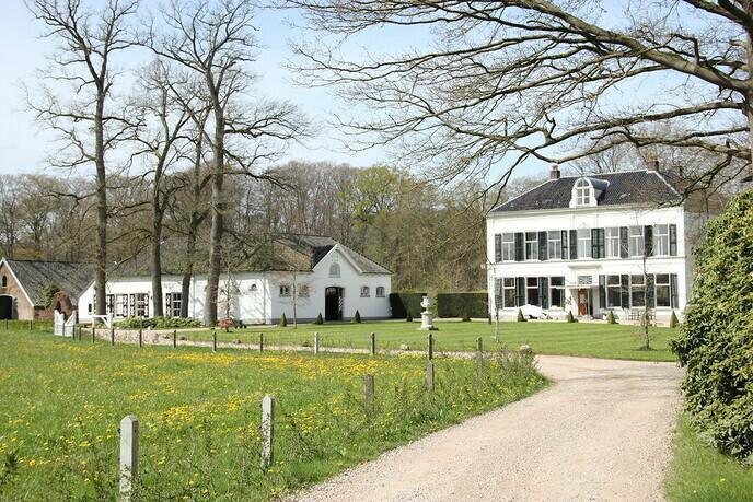 Excursie bij het Rozendael - Foto: Ingezonden foto
