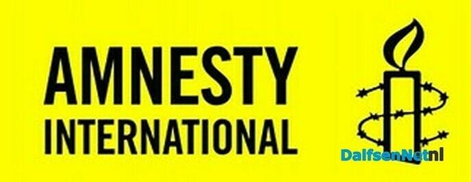 Opbrengst collecte Amnesty International - Foto: Ingezonden foto