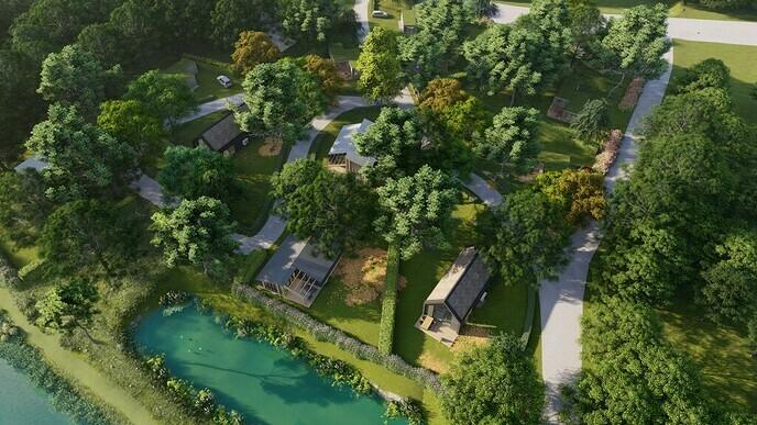 Realisatie Park 't Holt - Foto: Ingezonden foto