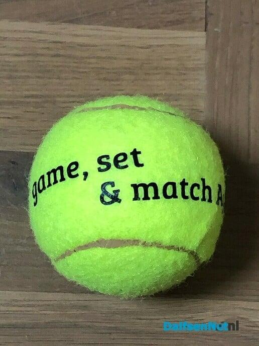 Zomerabonnement Tennisvereniging weer van start - Foto: Ingezonden foto