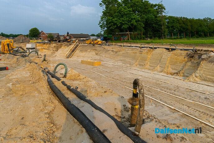 Fietstunnels bij Oudleusen (voortgang) - Foto: Paul Scholten