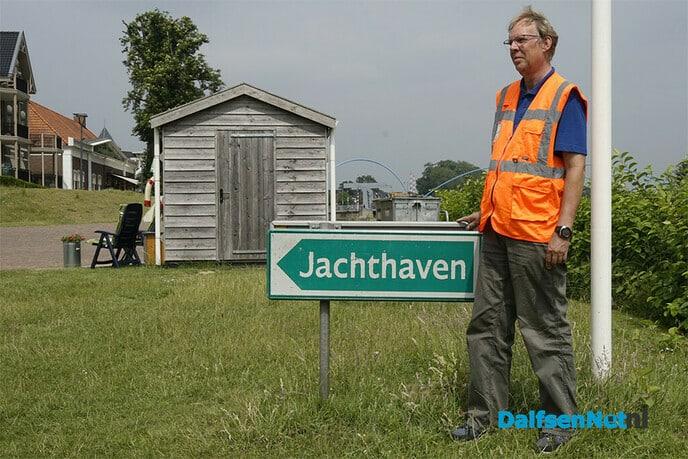 Nieuwe havenmeester - Foto: Paul Scholten