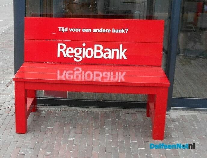 Dalfsen heeft nog 1 bank en 1 bankdirecteur
