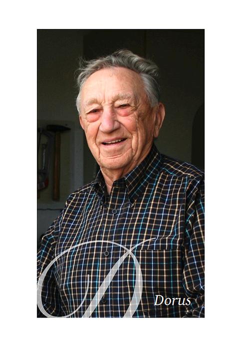 Dorus Broeks 101 jaar, overleden, zijn kinderen schreven er over - Foto: eigen geleverde foto