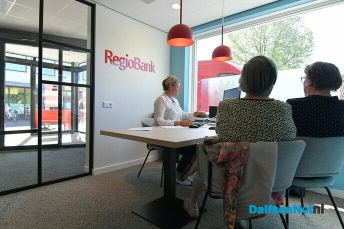 Gjaltema / Regiobank klaar voor de toekomst - Foto: Johan Bokma