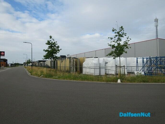 Bouwactiviteiten Lemelerveld 2 - Foto: Wim