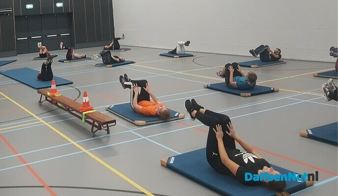 Oldskool gymlessen voor volwassenen gaan weer van start - Foto: Ingezonden foto