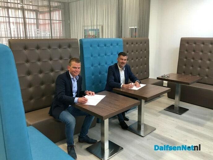 Bouw 42 sociale huurwoningen aan de Wieken in Nieuwleusen officieel van start - Foto: Ingezonden foto