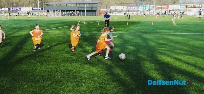 EK voetbal activiteit voor basisschooljeugd - Foto: Ingezonden foto