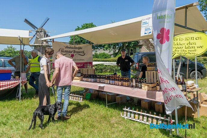 Boerenmarkt Vilsteren (17 juli 2021) - Foto: Paul Scholten
