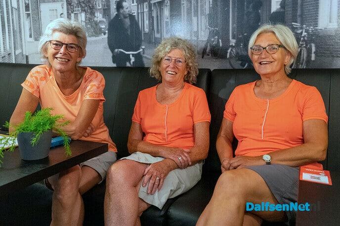 Alternatieve Nijmeegse Vierdaagse doet Dalfsen aan. - Foto: Paul Scholten