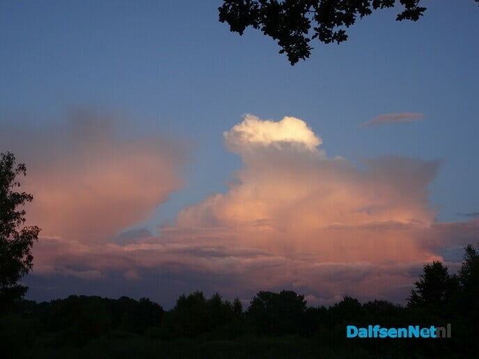 Na regen komt zonneschijn - Foto: Ingezonden foto