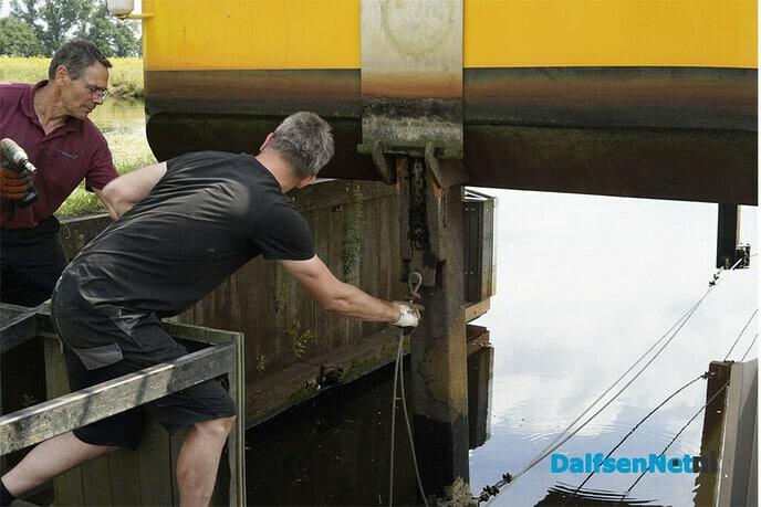 Pontje is weer in gebruik na vervanging kabel - Foto: Paul Scholten