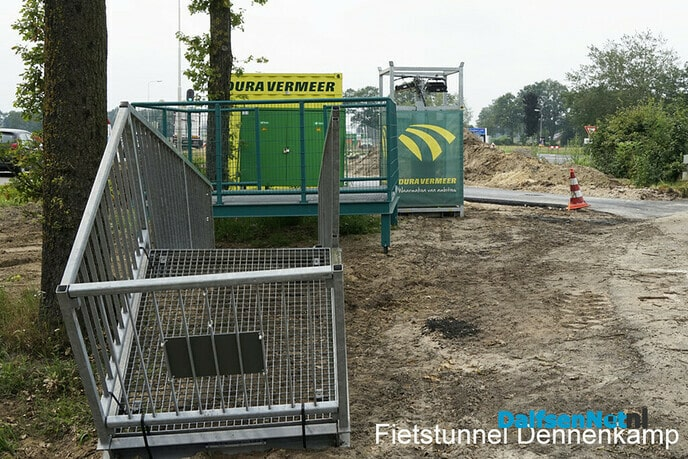 Fietstunnels  Hessenweg (update) - Foto: Paul Scholten