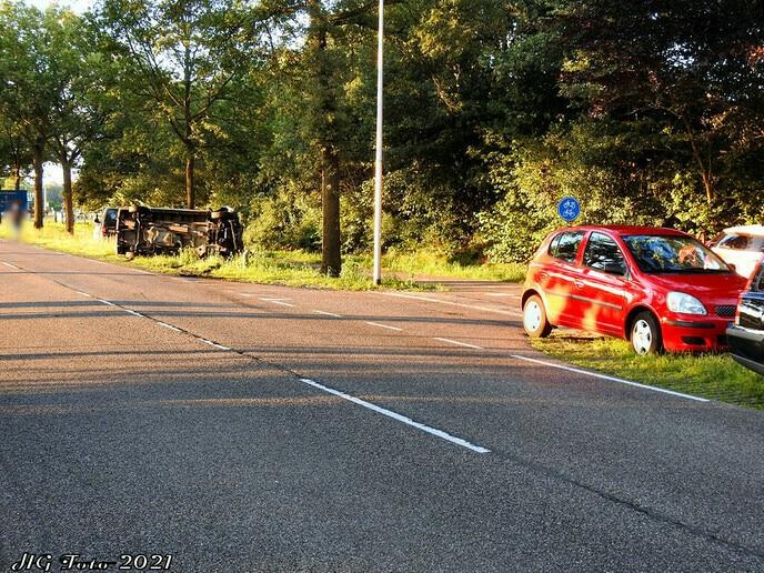 Aanrijding Koesteeg / Engellandweg
