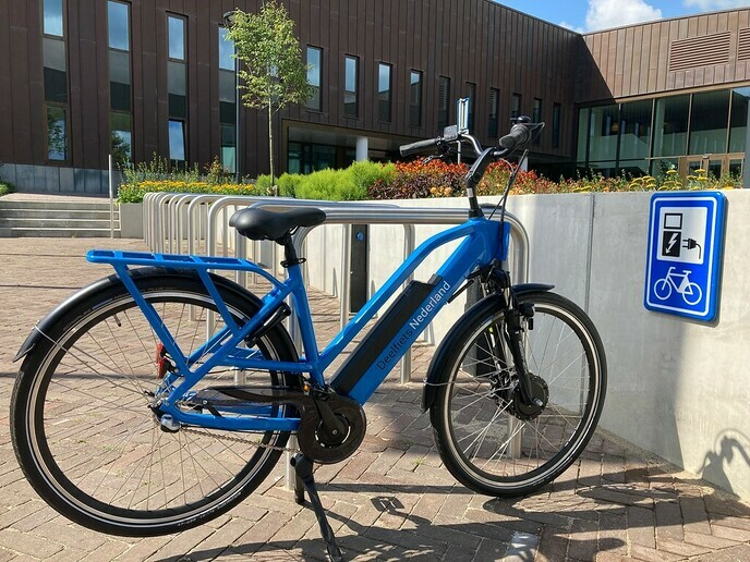 Goedkoop elektrische fiets uitproberen in Dalfsen - Foto: Gemeente Dalfsen