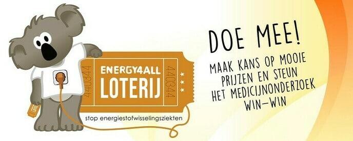 Nieuwe actie van Energy4all