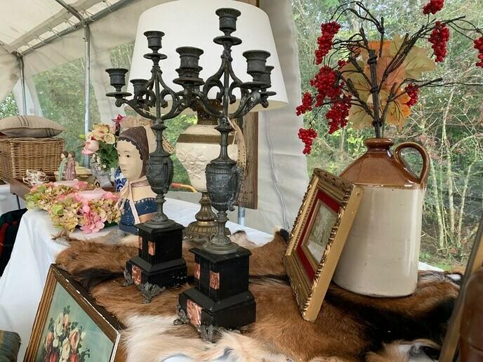 Lifestyle, kunst en muziek op brocante fair Heino - Foto: Ingezonden foto
