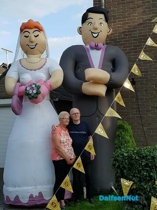 Diamanten huwelijk - Foto: Ingezonden foto