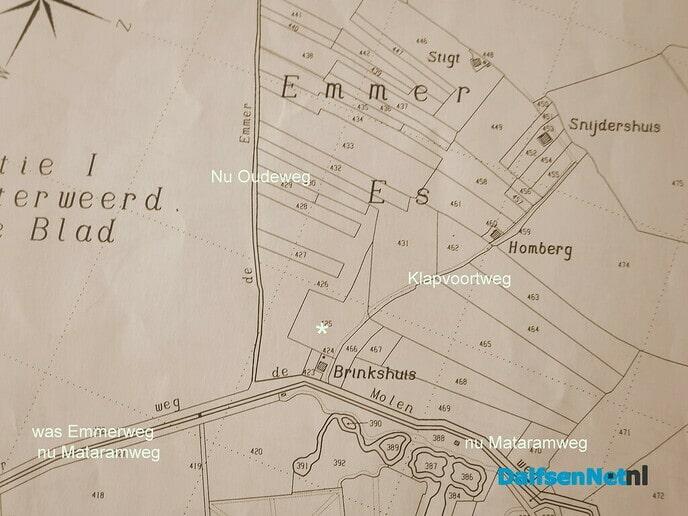 Bosonderhoud op de Emmer-esch in Emmen bij Hoonhorst - Foto: Wim
