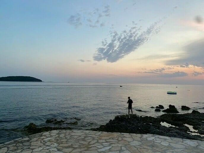 Vakantie foto Bijela Uvala - Foto: Ingezonden foto