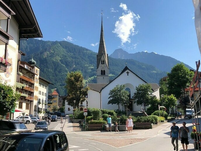 Groetjes uit Oostenrijk - Foto: Ingezonden foto